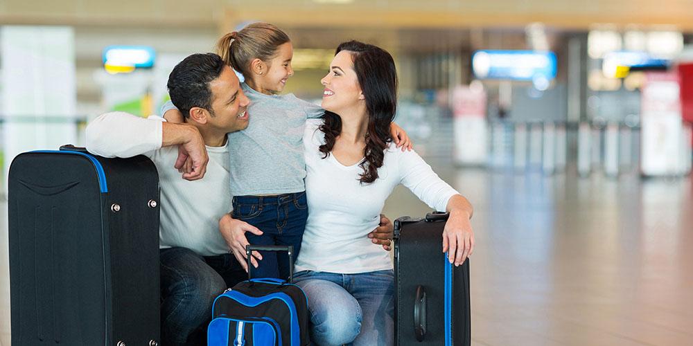 اكسب أميالاً إضافية مع المكافآت العائلية